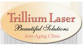 Trillium Laser Logo